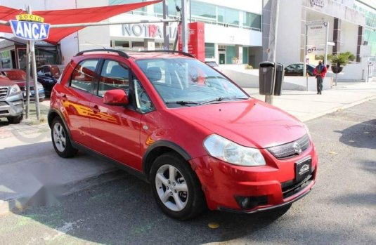 Suzuki SX4 2008 4p Sedan 5vel a/a b/a CD ABS
