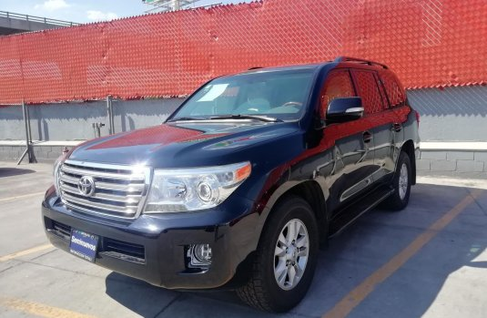 Toyota Land Cruiser 2013  Blindada