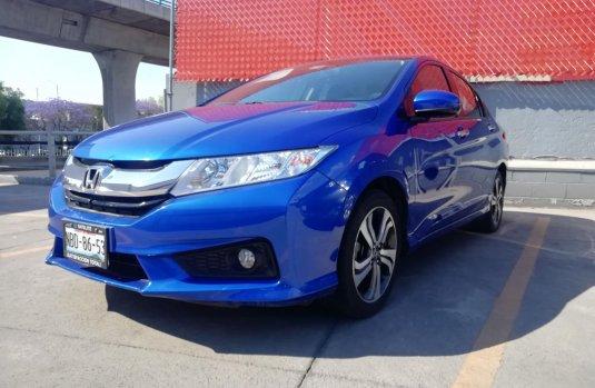 Honda City 2017 Azul