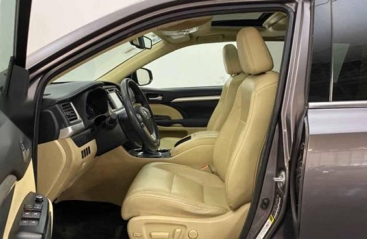31947 - Toyota Highlander 2014 Con Garantía At