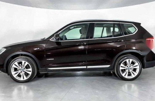 38451 - BMW X3 2016 Con Garantía At