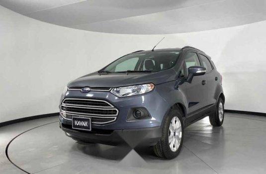 43554 - Ford Eco Sport 2017 Con Garantía At