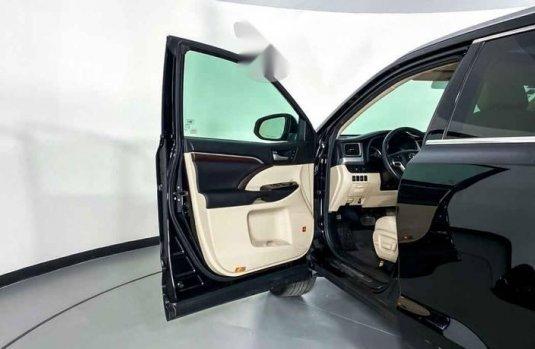 40458 - Toyota Highlander 2016 Con Garantía At