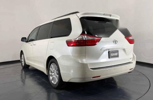 43198 - Toyota Sienna 2016 Con Garantía At