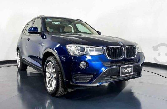 42325 - BMW X3 2015 Con Garantía At