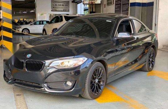 BMW 220IA COUPE 2017