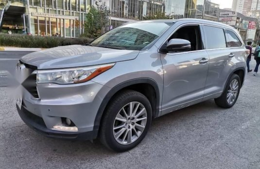 Toyota Highlander 2014 3.5 Limited Pr At