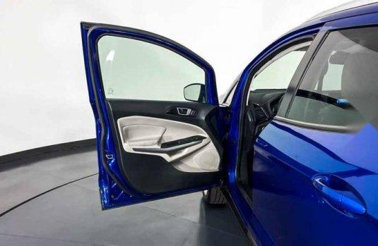 41396 - Ford Eco Sport 2018 Con Garantía At