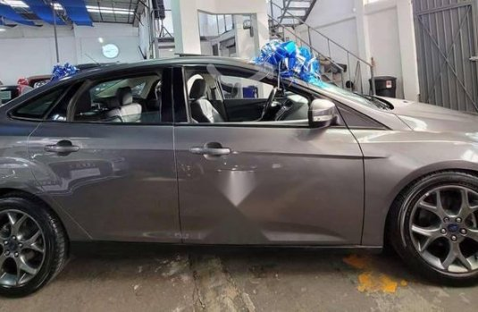 Ford Focus Trend Sport Sedan 2014 Fac Agencia