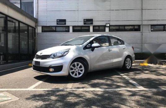 Kia Rio 2017 1.6 Sedan LX Mt