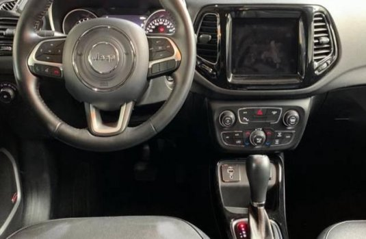 Jeep Compass 2019 2.4 Limited 4x2 At