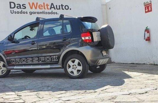 Volkswagen Crossfox 2007 1.6 Hb Mt