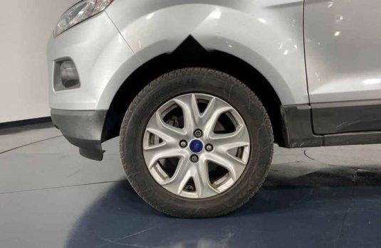 42607 - Ford Eco Sport 2017 Con Garantía At