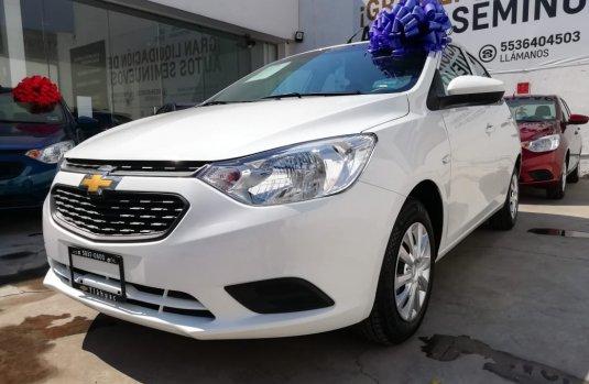 Chevrolet Aveo 2021 Blanco
