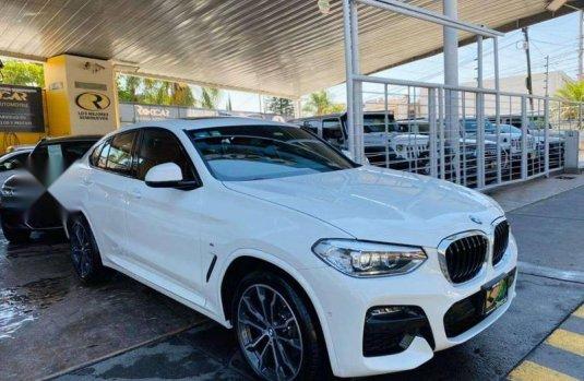 BMW X4 SDRIVE 30I M SPORT 2021