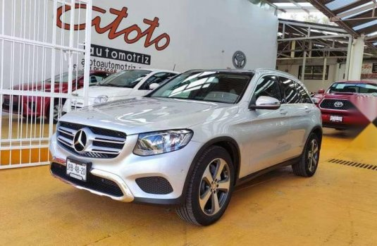 2017 Mercedes-Benz GLC 300 Sport 4MATIC AT