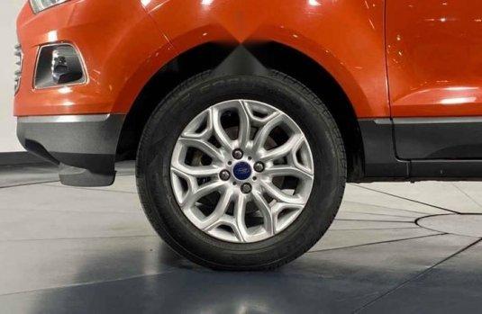 43942 - Ford Eco Sport 2016 Con Garantía At