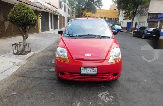 Chevrolet Matiz 2012