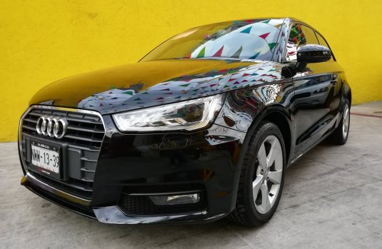 Audi A1 2016 Negro