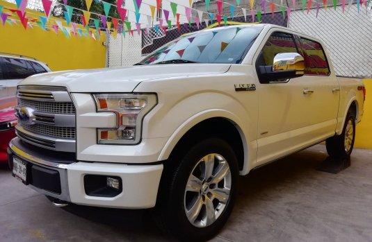 Ford Lobo 2017  Platinum