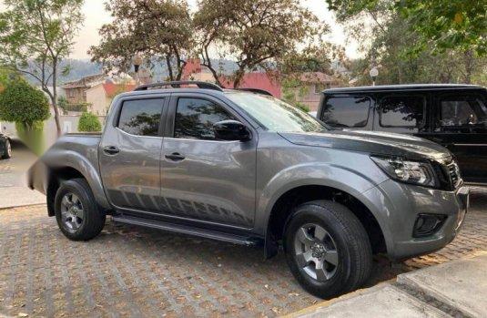 Nissan Frontier Midnigtht edition 2019