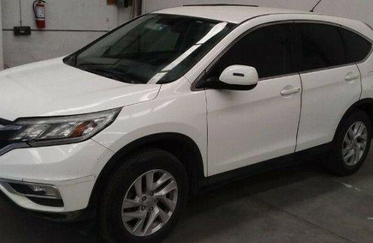 Honda CRV Style 2016 Tela Pantalla Táctil, Cámara Trasera, Leds, Faros de Niebla, 76,543 kms. Crédit