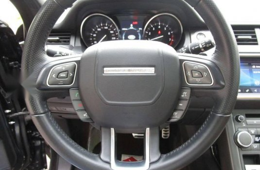 Range Rover Evoque 5p HSE Dynamique TA,a/ac,piel