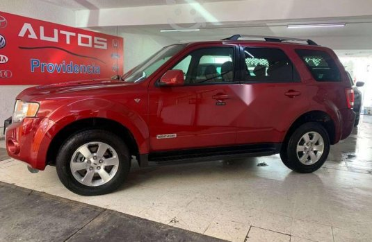 IMPECABLE FORD ESCAPE LIMITED FACTURA ORIGINAL V6