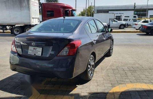 Nissan Versa Advance Aut. 2019