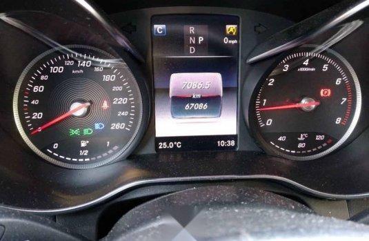 Mercedes-Benz Clase GLC 2016 5p GLC 300 Sport L
