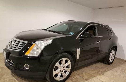 Hermosa Cadillac Srx Premium, Ta,piel, Dvd,qcp, Gps, Xenón,ra20-2016