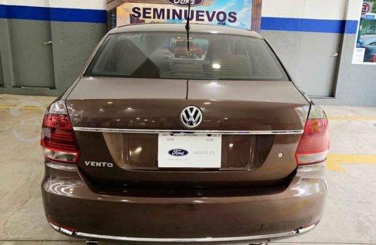 Volkswagen Vento 2018 4p Highline L4/1.6 Man