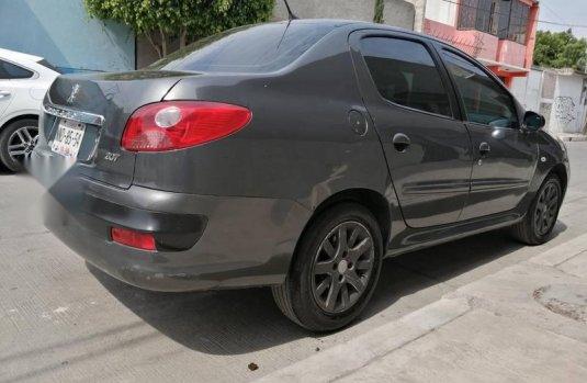 peugeot Sedan 2011