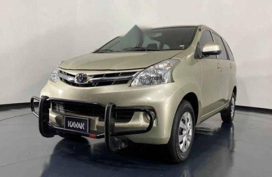 45483 - Toyota Avanza 2015 Con Garantía Mt