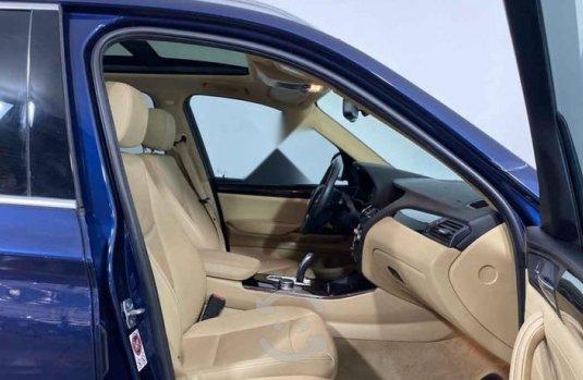 45774 - BMW X3 2017 Con Garantía At