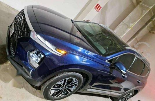 Hyundai Santa Fe Limited Tech 2019 Turbo