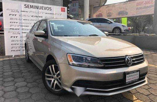 Volkswagen Jetta 2016 2.5 Trendline Mt