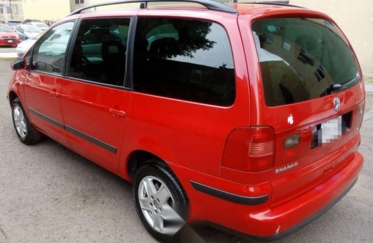 VW SHARAN 7 PASAJEROS 4 Cil. 1.8T