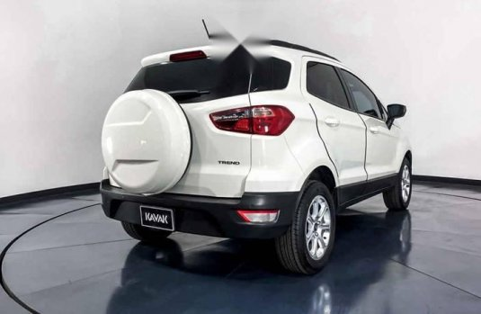 43338 - Ford Eco Sport 2018 Con Garantía Mt