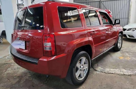 Jeep Patriot Sport 2010