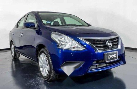 41420 - Nissan Versa 2018 Con Garantía Mt