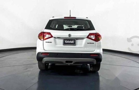 43948 - Suzuki Vitara 2016 Con Garantía At