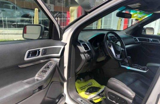 Ford Explorer 2015 5p Sport V6/3.5 GTDi Aut