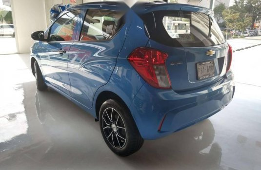 CHEVROLET SPARK LT 2018 AT!! IMPECABLE!!
