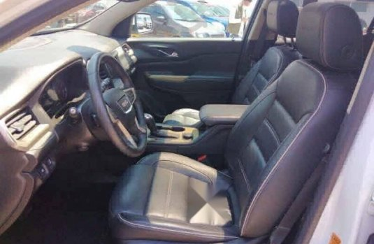 GMC Acadia 2018 5p Denali V6/3.6 Aut