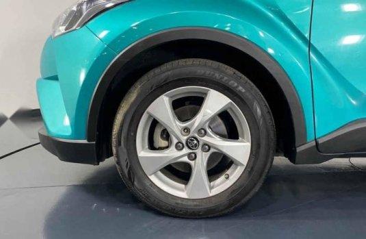 45500 - Toyota C-HR 2018 Con Garantía At