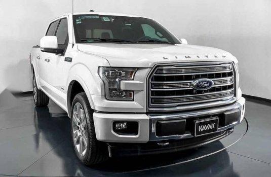 40625 - Ford Lobo 2017 Con Garantía At