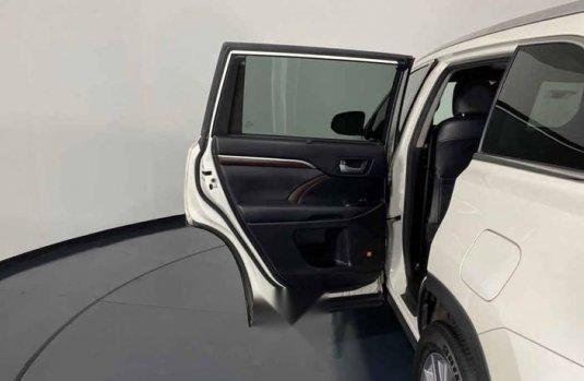 45566 - Toyota Highlander 2015 Con Garantía At