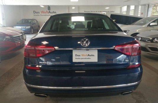 Volkswagen Passat V6-DSG