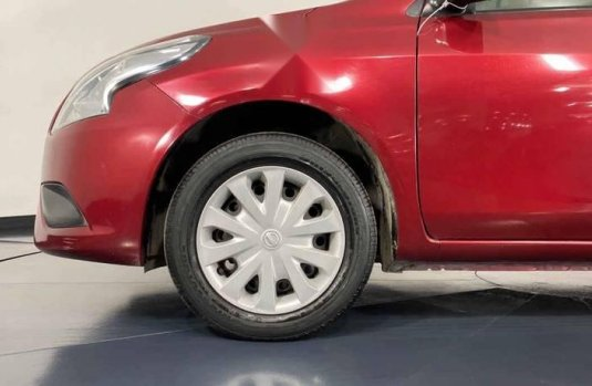 44892 - Nissan Versa 2017 Con Garantía Mt